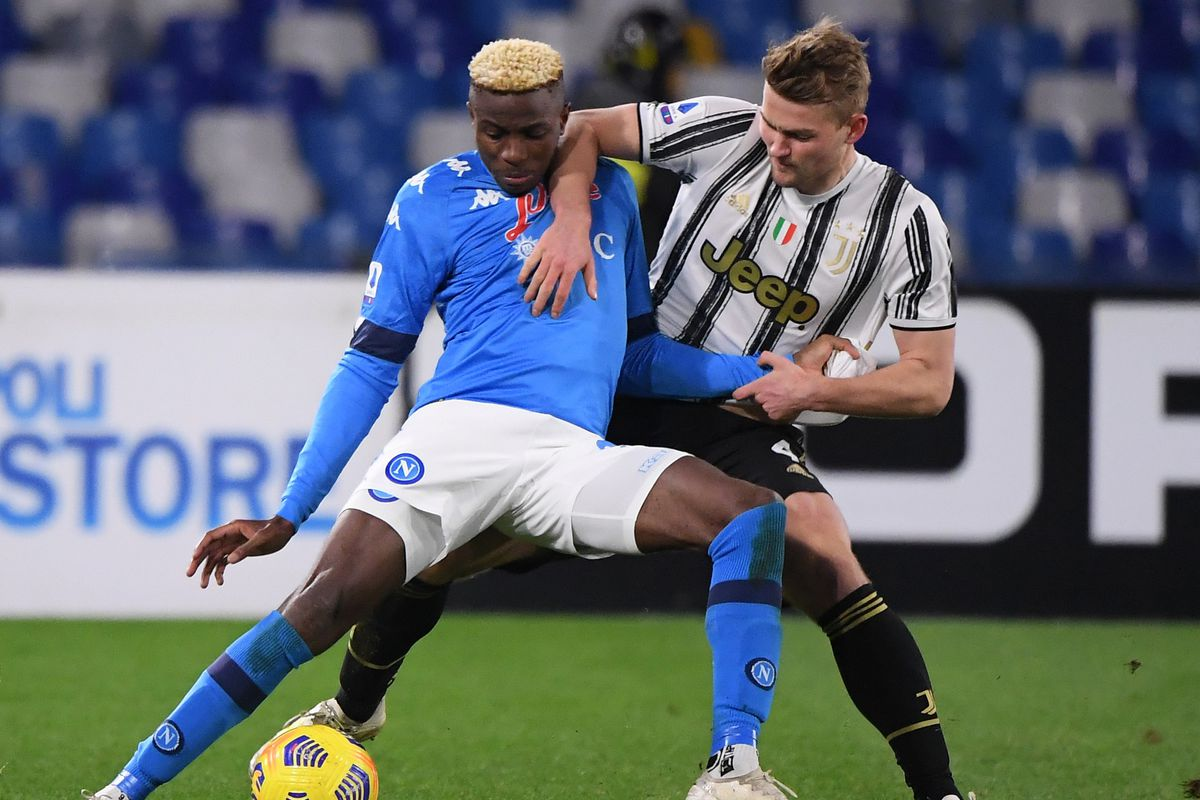 ITALY-NAPOLI-FOOTBALL-SERIE A-NAPOLI VS JUVENTUS