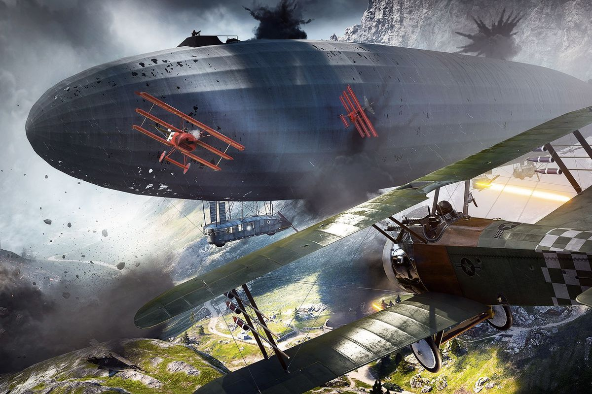 Battlefield 1, Titanfall 2 Heading to EA Access and Origin Access