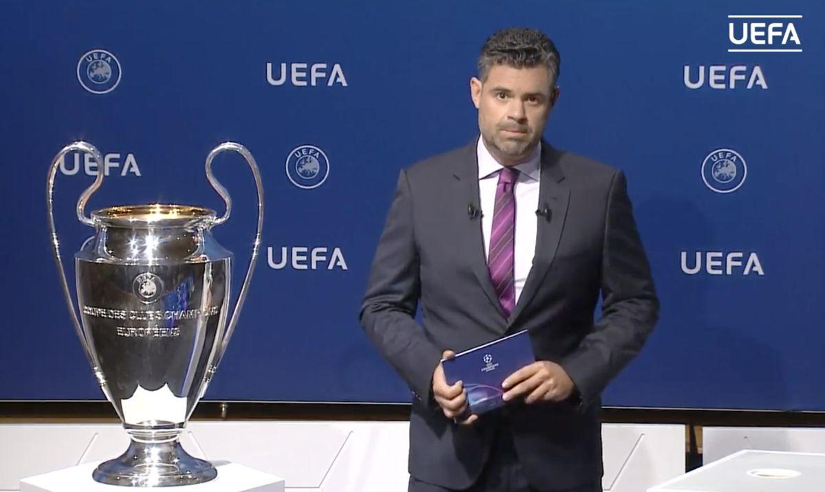 Tirage au sort de l'UEFA Champions League