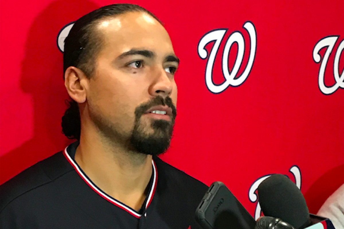 Washington Nationals Anthony Rendon Open To Extension Talks Why