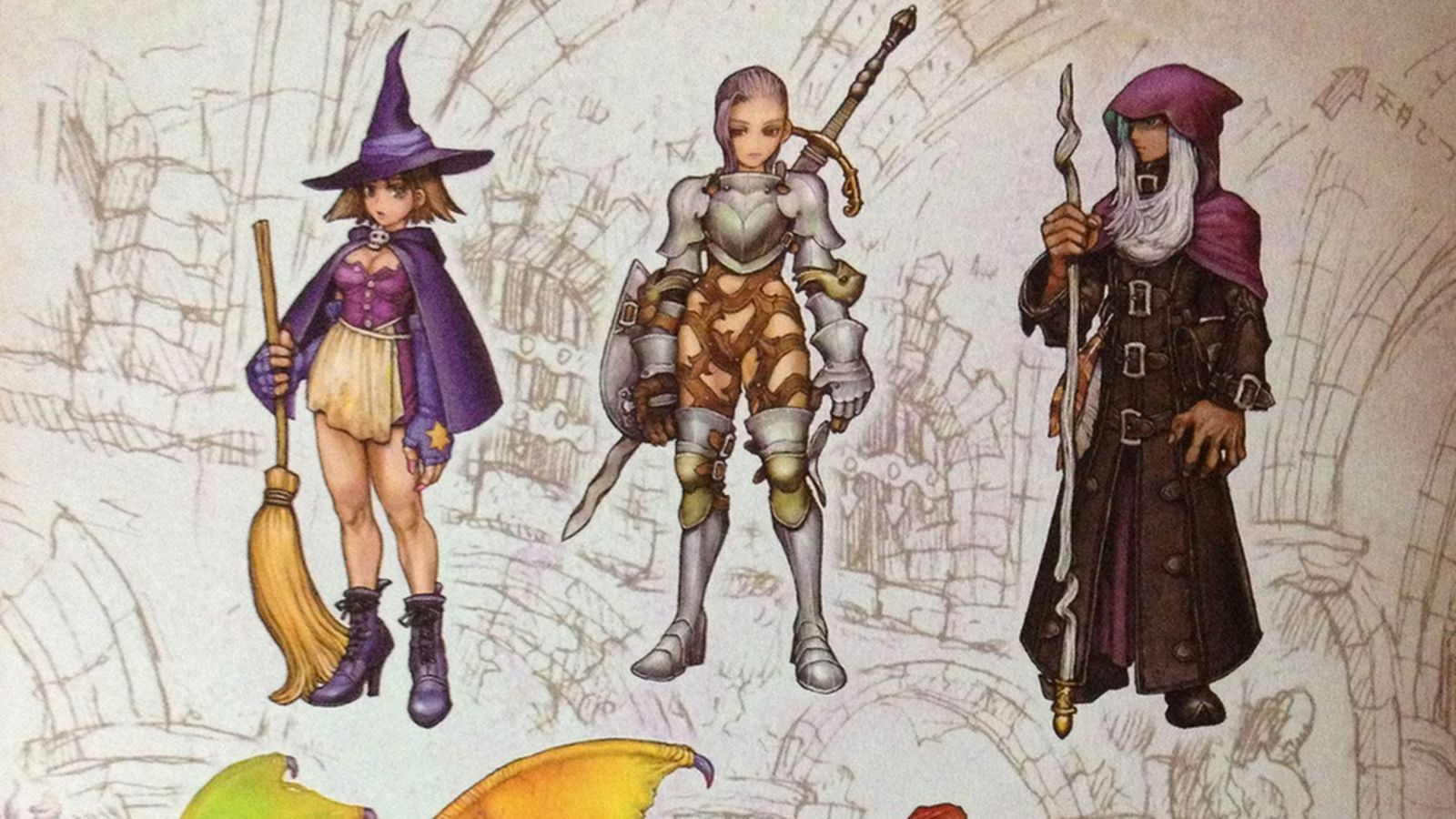 Dragon's Crown was originally designed for Dreamcast - Polygon