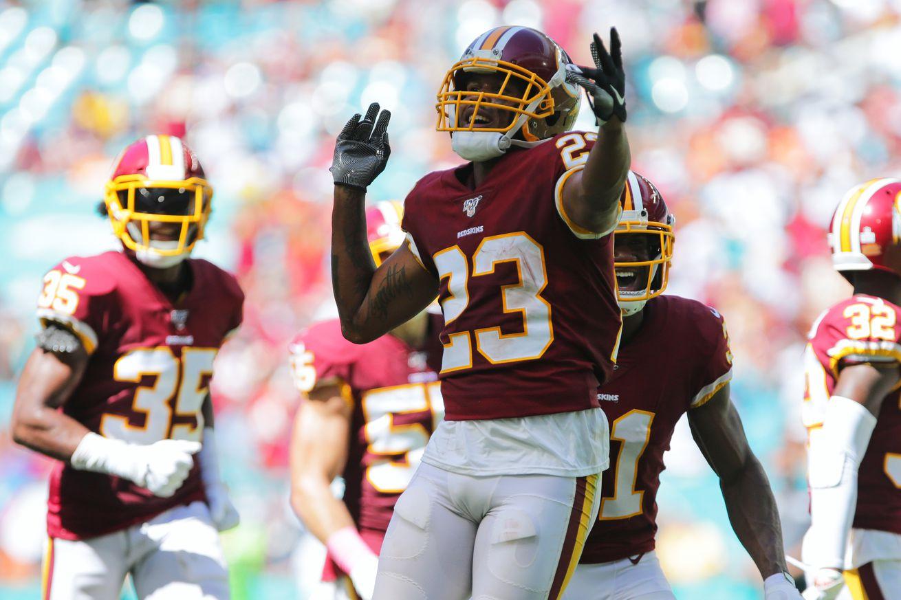 NFL: Washington Redskins at Miami Dolphins