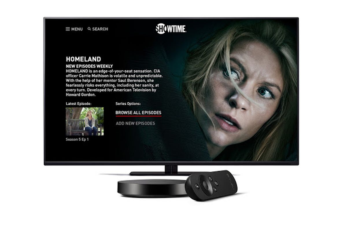 HBO Now and Showtime apps arrive on Android TV - The Verge