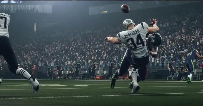 Video: Seahawks' Shaquem Griffin lays vicious hit on Rex