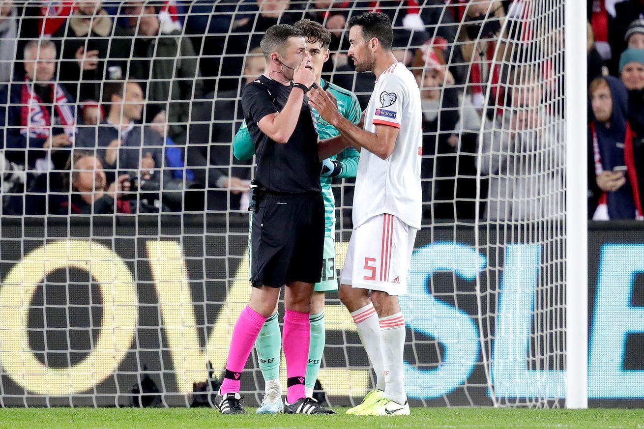 Internationals round-up: Busquets, Vidal, Griezmann and Semedo latest
