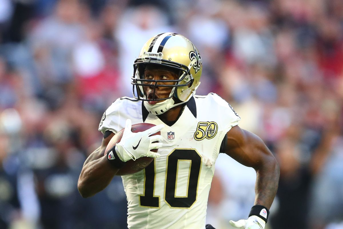 New Orleans Saints Where the hell is Brandin Cooks Canal