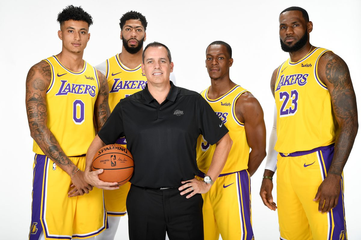 Why Frank Vogel and LeBron believe Rondo can be effective ...Lakers Roster