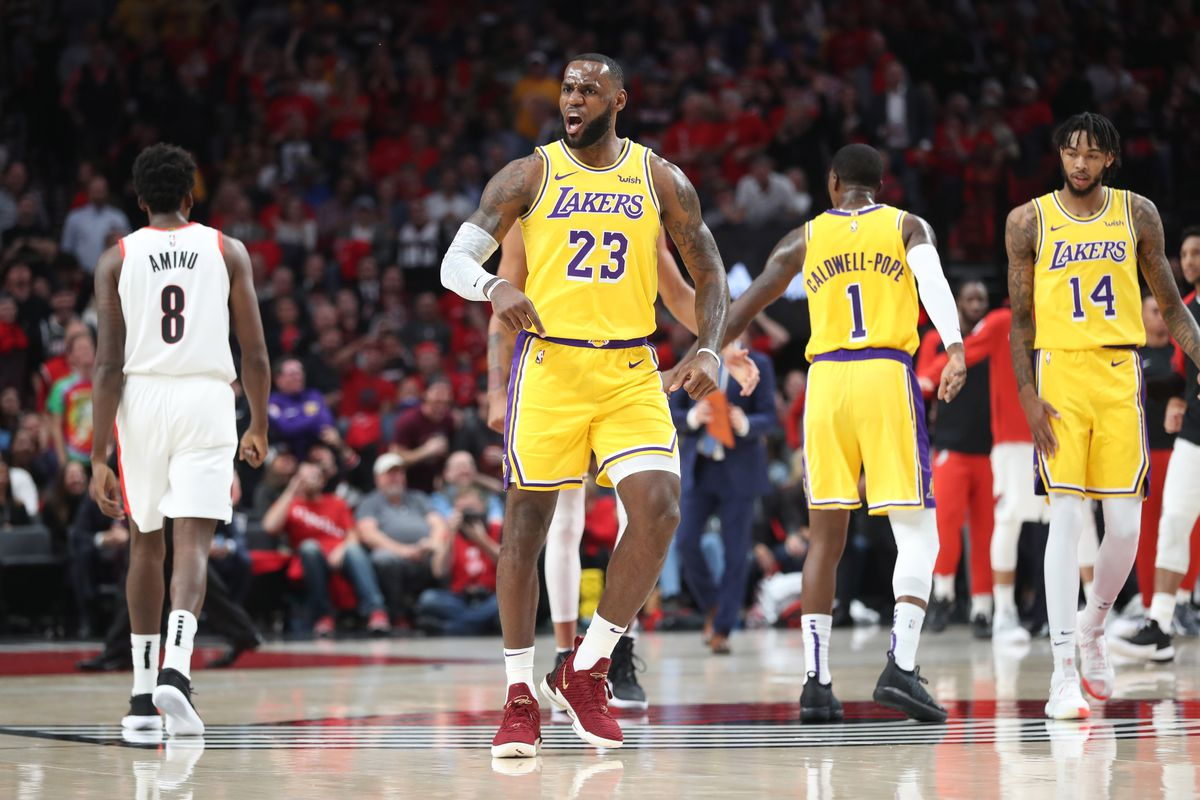 1cadf6e4d1e26 LeBron James  Lakers debut  8 things to know - SBNation.com