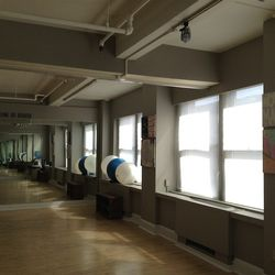 Expanded training and yoga space for Rebuild and Remix classes...
