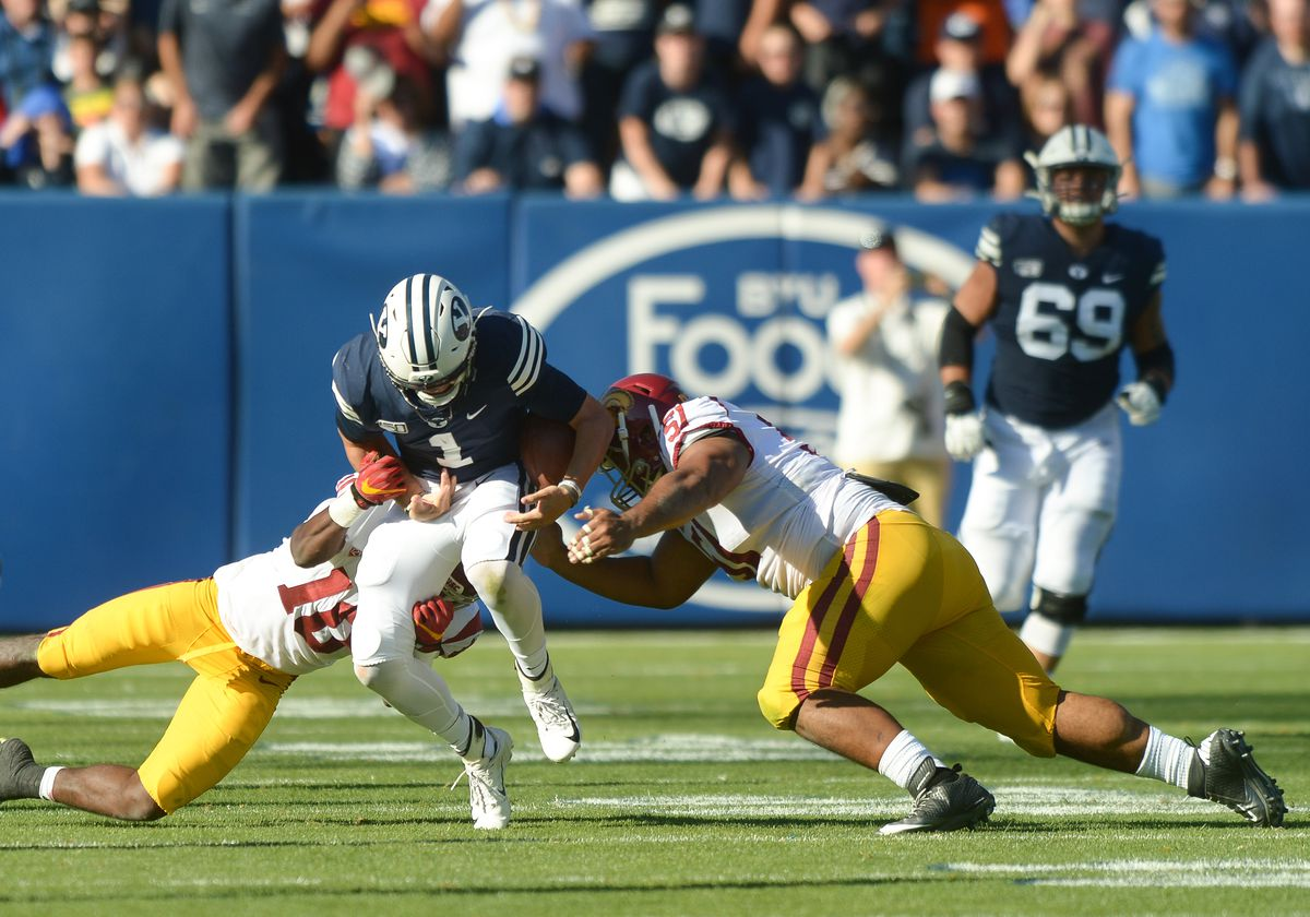 COLLEGE FOOTBALL: SEP 14 USC at BYU