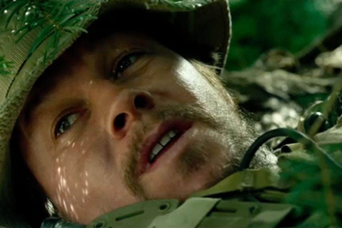 Lone Survivor - (trailer screencap)