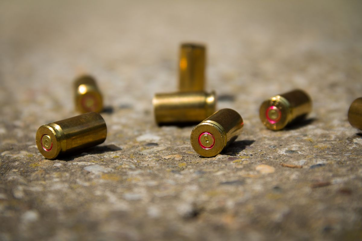 Someone fired shots on Interstate 57 Nov. 30, 2019, in Morgan Park on the South Side.