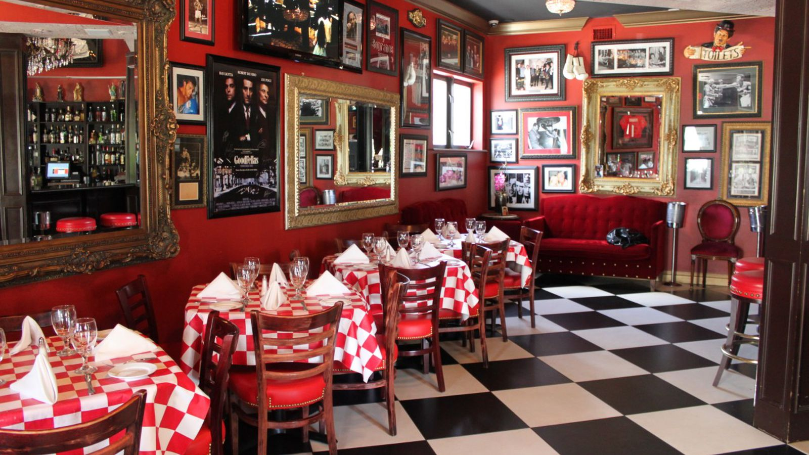 Randazzo Restaurant Miami Menu