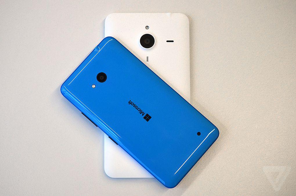 Lumia 640 and Lumia 640 XL photos