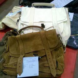 Proenza Schouler PS1 bags, $1795