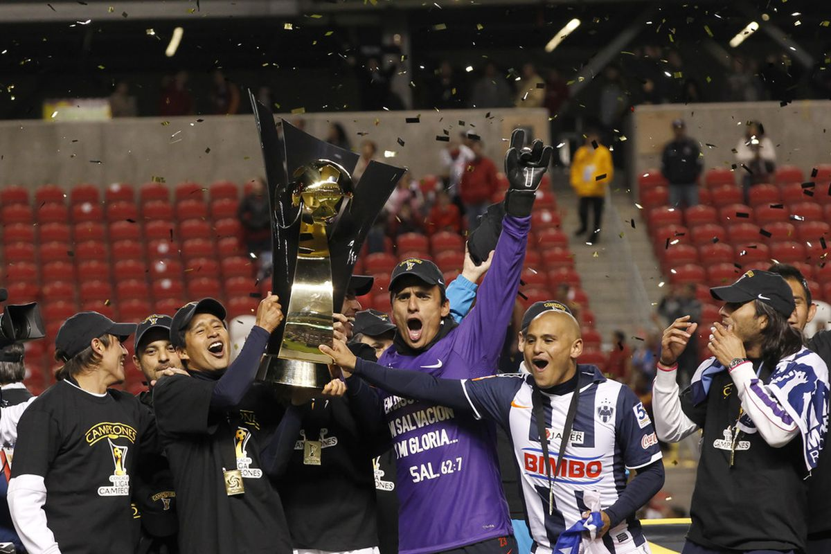 In addition to looking for another Primera title, Monterrey will be defending their CONCACAF Champions League trophy.