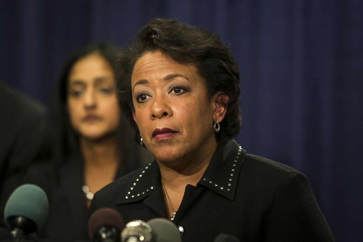 Attorney General Loretta Lynch discusses the U.S. Department of Justice investigation that found reasonable cause that the Chicago Police Department engaged in a pattern of using excessive force
