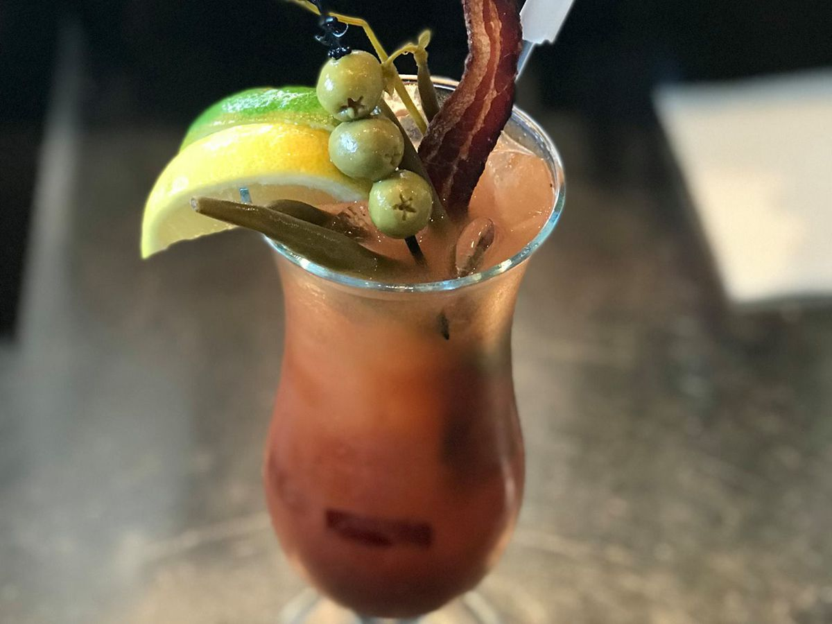 15 Of New Orleans Best Bloody Marys Eater New Orleans