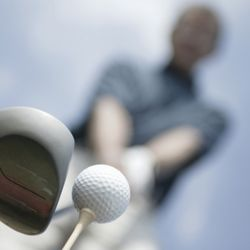 """""""I'd love to learn how to golf because it may help close a deal with clients and it's a great way to spend a day outside."""""""