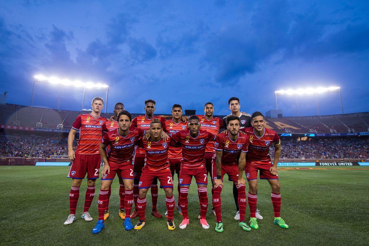 MLS: FC Dallas at Minnesota United FC