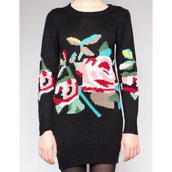 "<b>Pixie Market</b> Happy Rose sweater, <a ref=""http://www.pixiemarket.com/store/happyrosesweater-p-5701.html"">$84</a>"