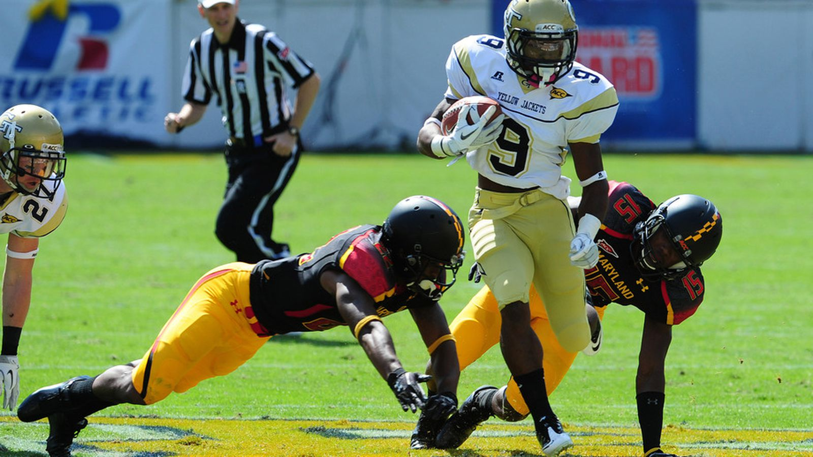 Georgia Tech Football Season Preview: Special Teams - From The Rumble Seat