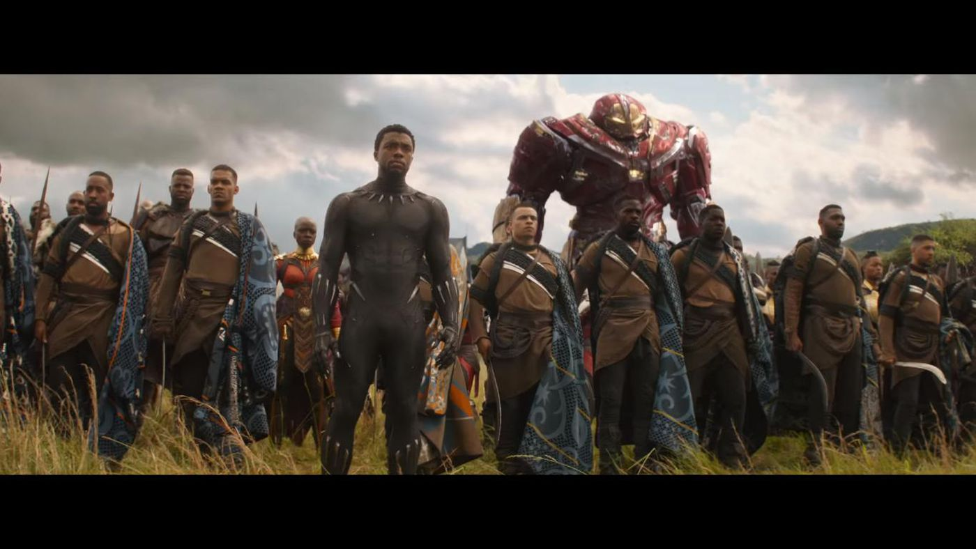 Avengers: Infinity War: the Marvel Cinematic Universe