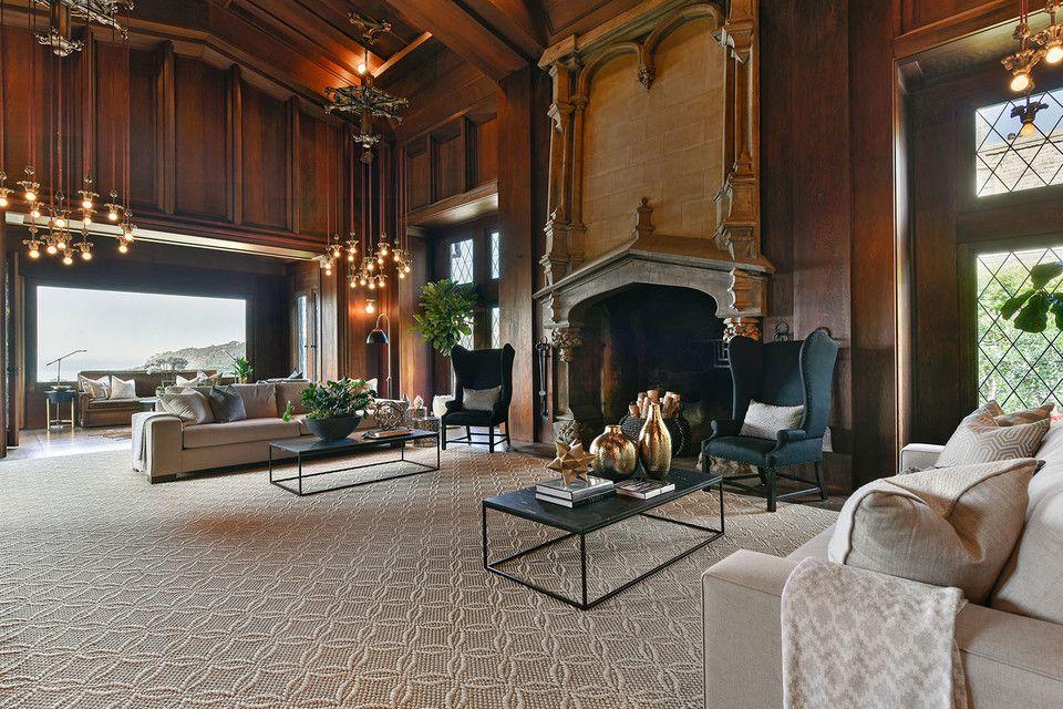 Bernard Maybeck S Roos House In Presidio Heights Asks 16