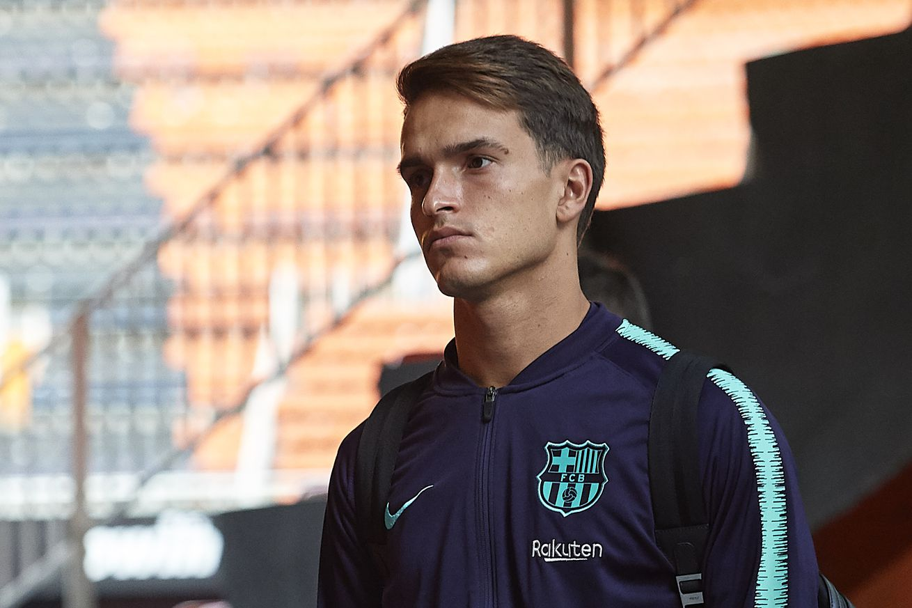 Four players who should leave Barca in January