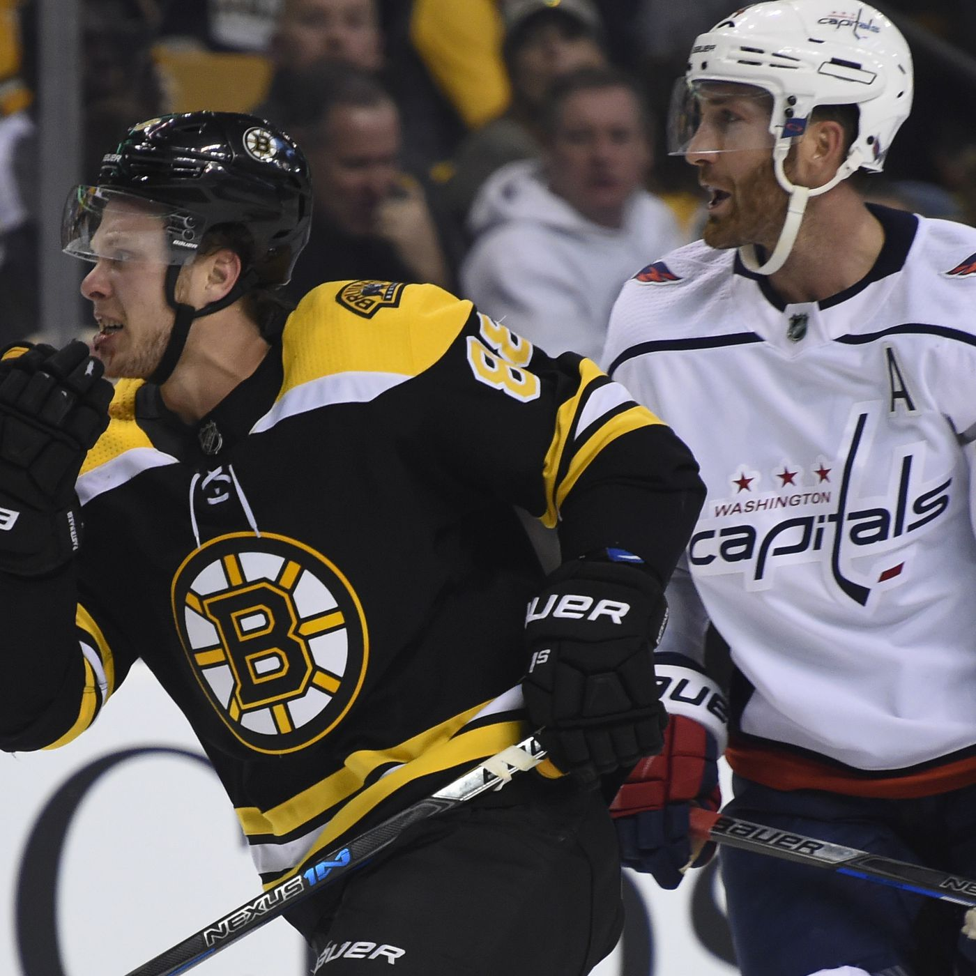 Bruins Fall 3 2 To Capitals And Braden Holtby After Slow Start Stanley Cup Of Chowder