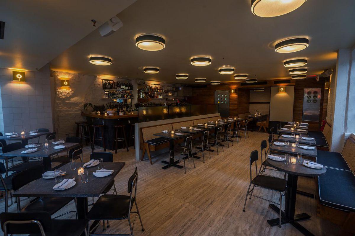 Yves Nyc Restaurant Tribeca