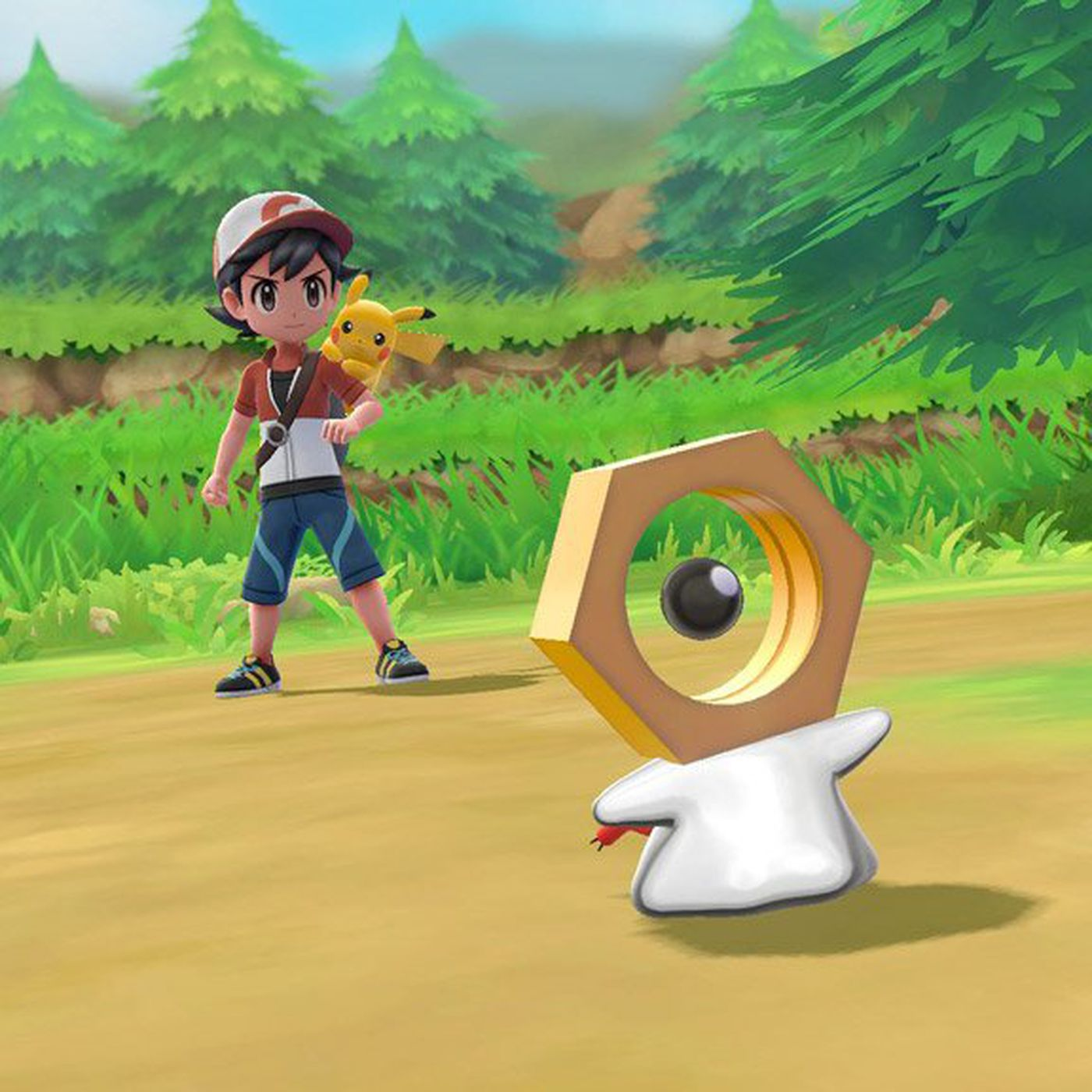 Meltan is the newest legendary Pokémon - Polygon