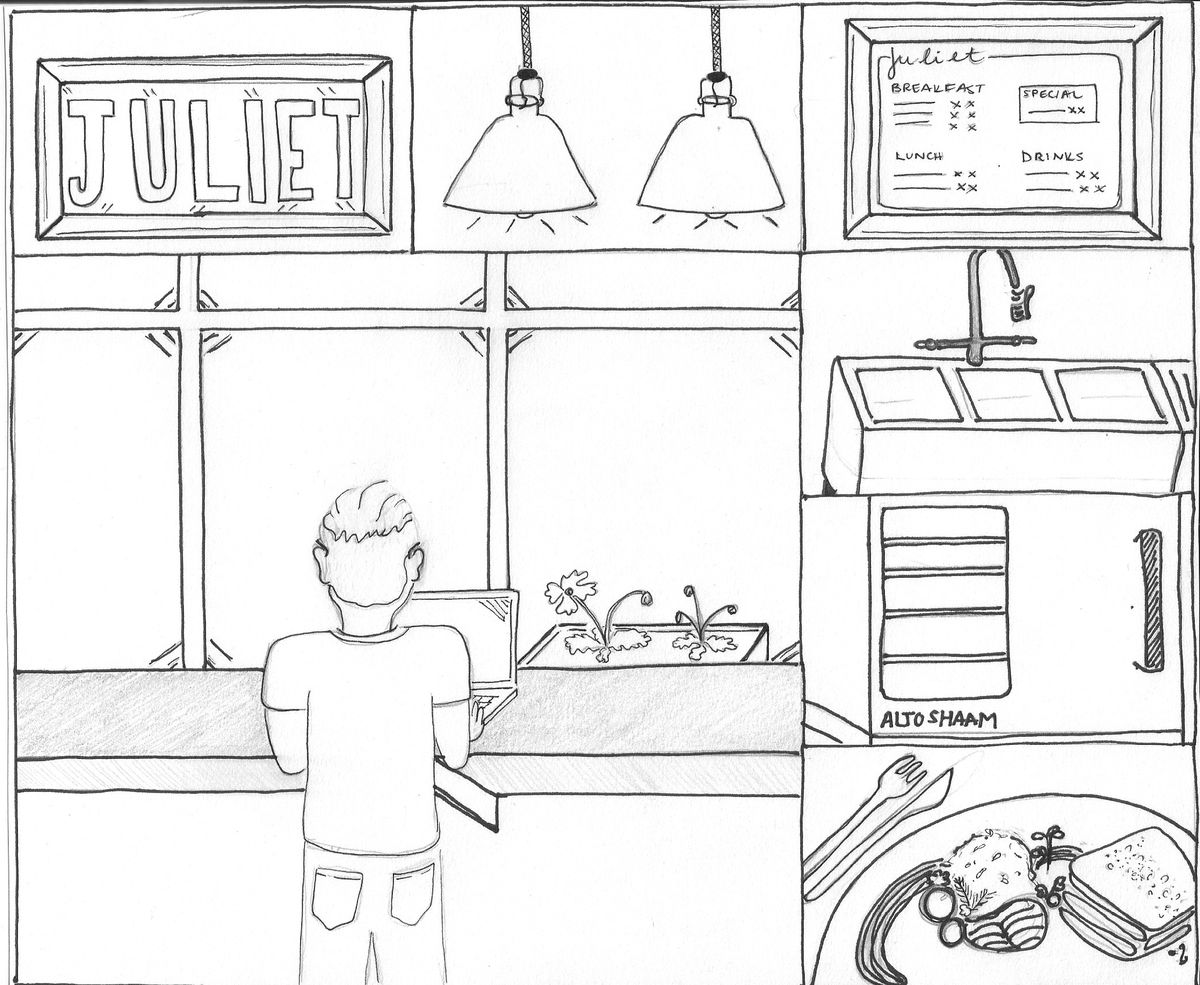 On the House Illustration 7