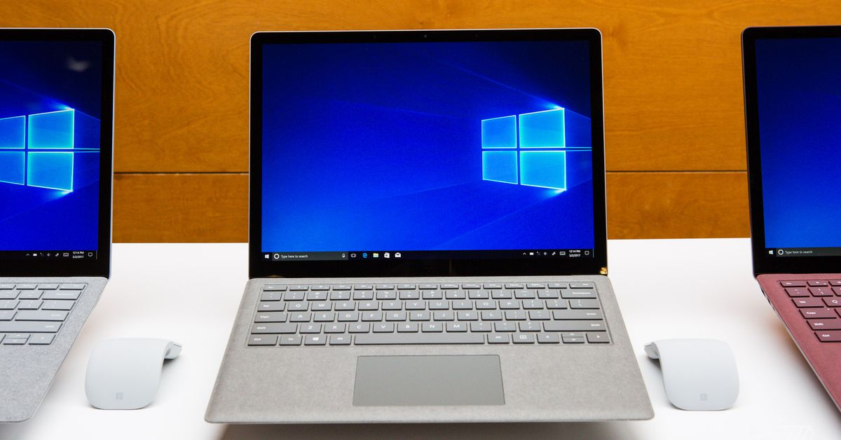 """Microsoft confirms Surface is going """"back to black"""""""