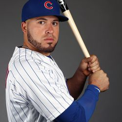 """""""I am seriously going to hit baseballs hard this year."""""""