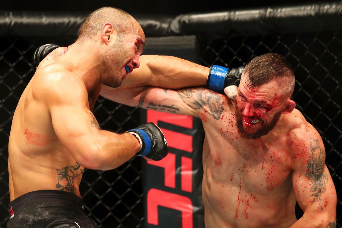 UFC Fight Night: Werdum v Tybura
