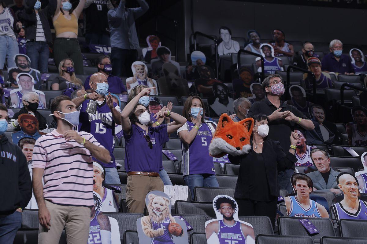 Minnesota Timberwolves v Sacramento Kings