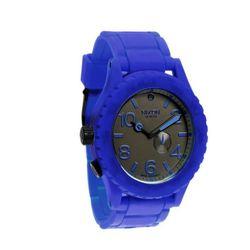 "<a href=""http://www.nixon.com/womens/watches/the-rubber-51-30-a236.html?sku=A236306-00""> Nixon The Rubber 51-30 watch</a>, $400 nixon.com"