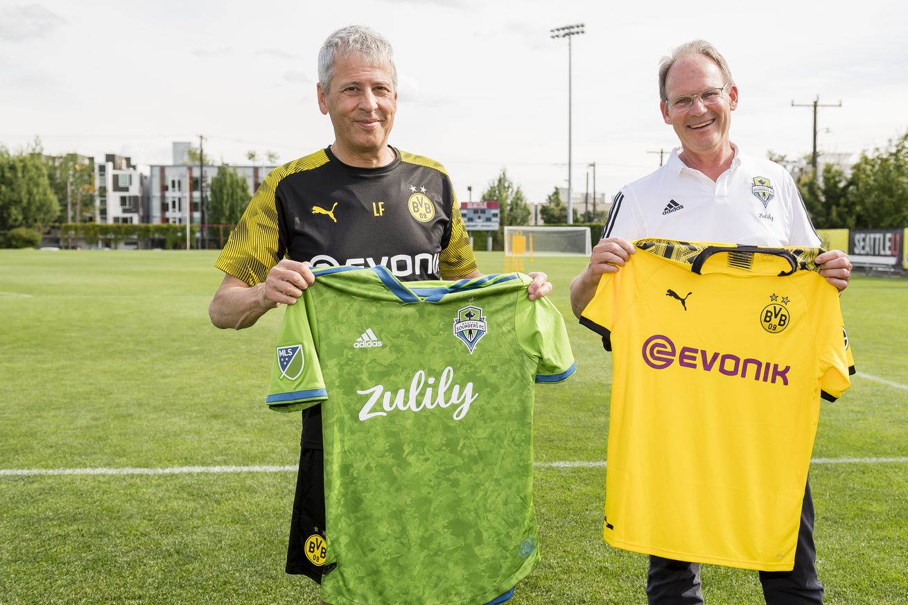 Borussia Dortmund vs Seattle Sounders live stream 2019: time, TV channels, and how to watch BVB online