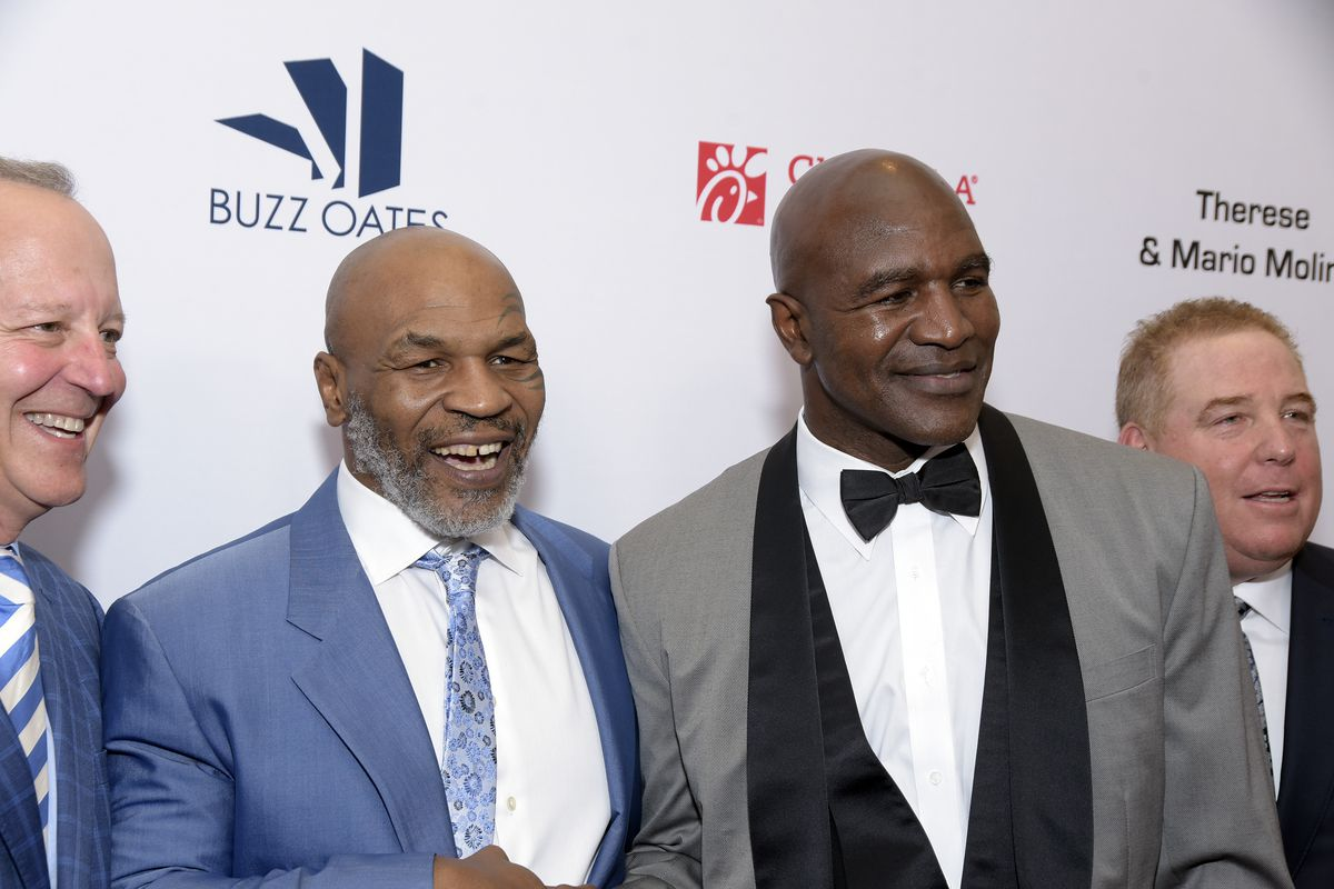 According to Evander Holyfield's manager, Mike Tyson declined a $25 million offer for a trilogy fight on Memorial Day weekend.