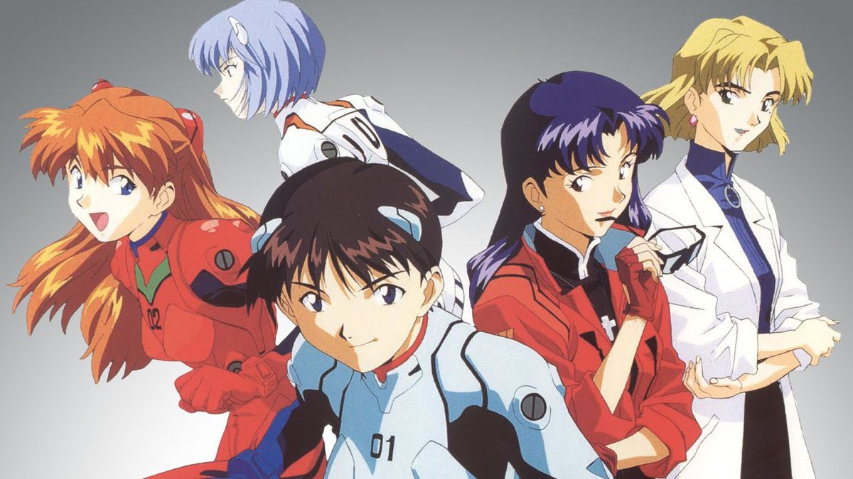 Why Evangelion bootlegs were the only way to watch before