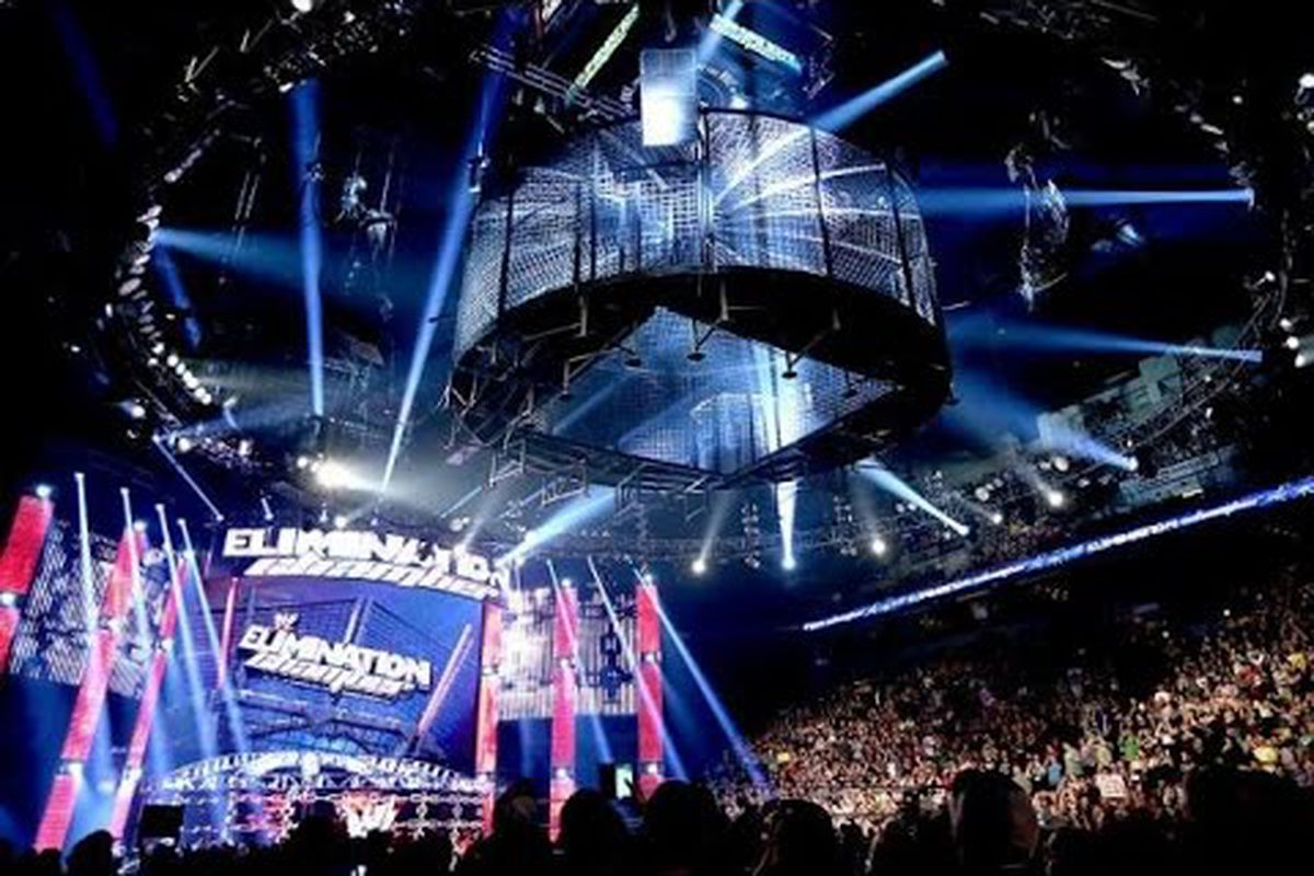 New Elimination Chamber Odds Tab Two Big Favorites Heading