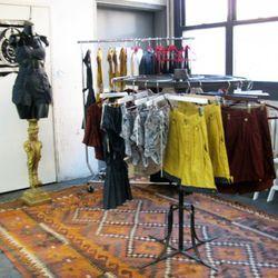 Samantha Pleet's corner shop