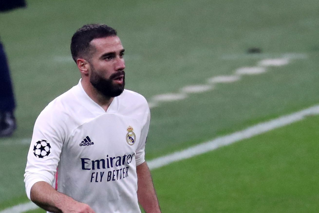 OFFICIAL: Carvajal injury report