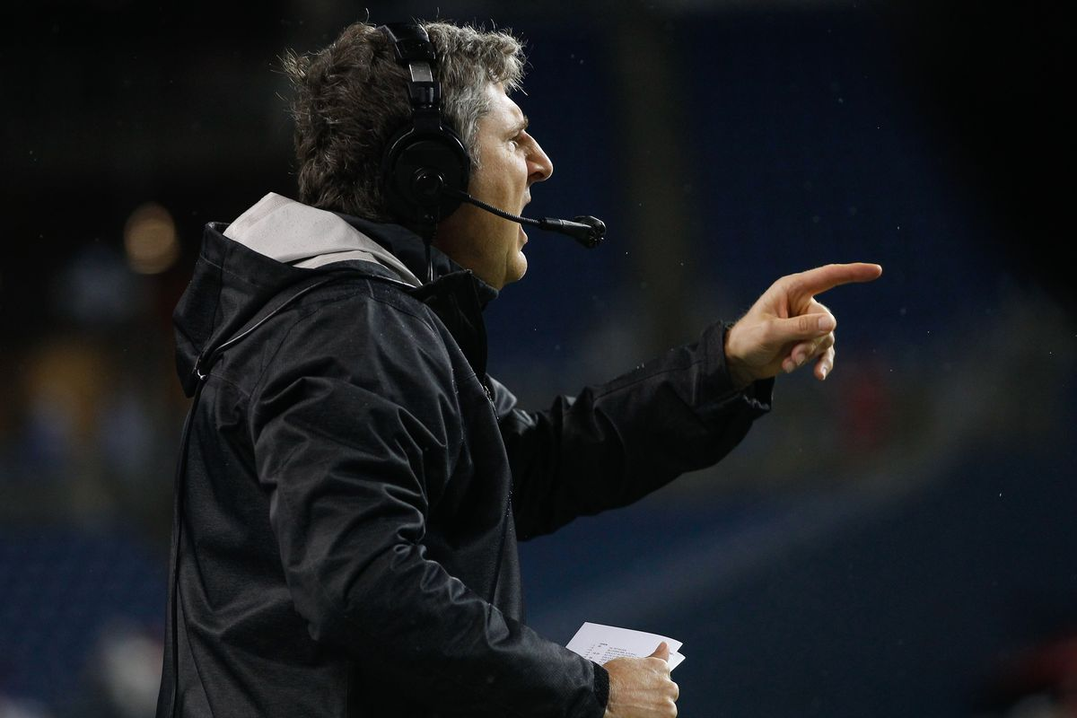 Mike Leach's team could gobble up the Sun Devils if they aren't careful Thursday. And yes, that turkey neck pun was intended.