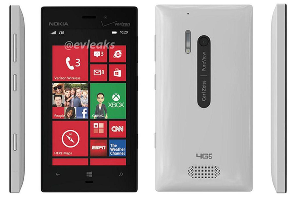 Lumia 928 (Evleaks)