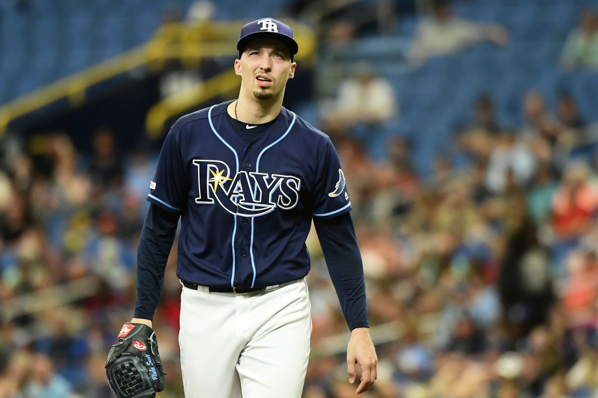 Tampa Bay Rays News and Links: Blake Snell frustrated in return - DRaysBay