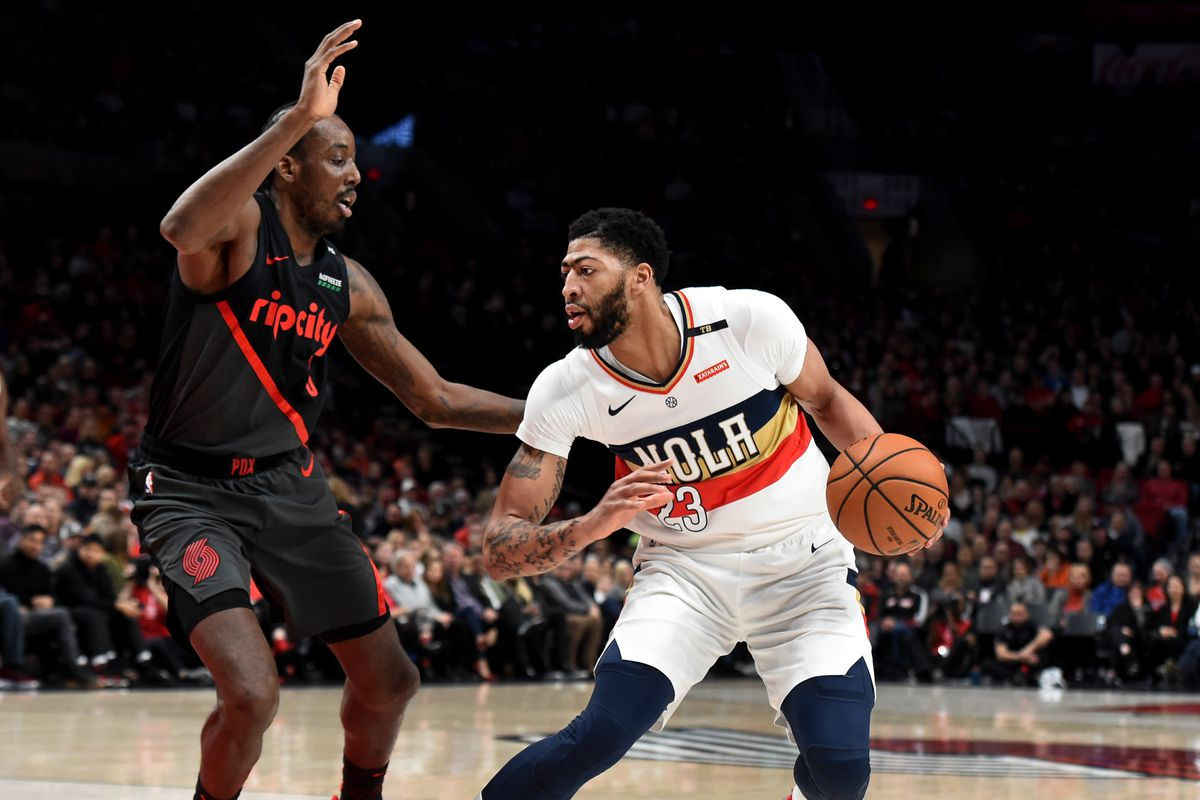 cd0979c3f77 There are reportedly  a handful  of teams that Anthony Davis would re-sign  with besides the Lakers