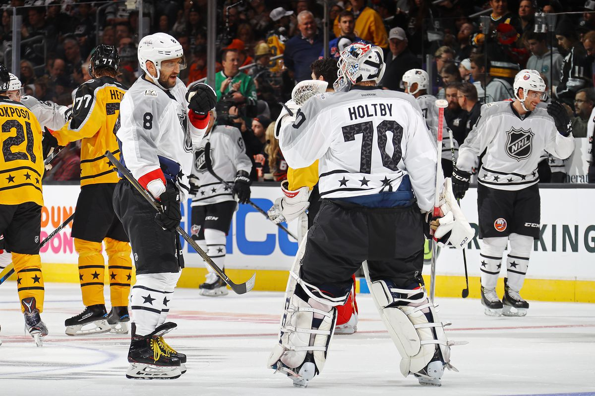 Braden Holtby Selected for All-Star Game - Japers  Rink 2bb28240a