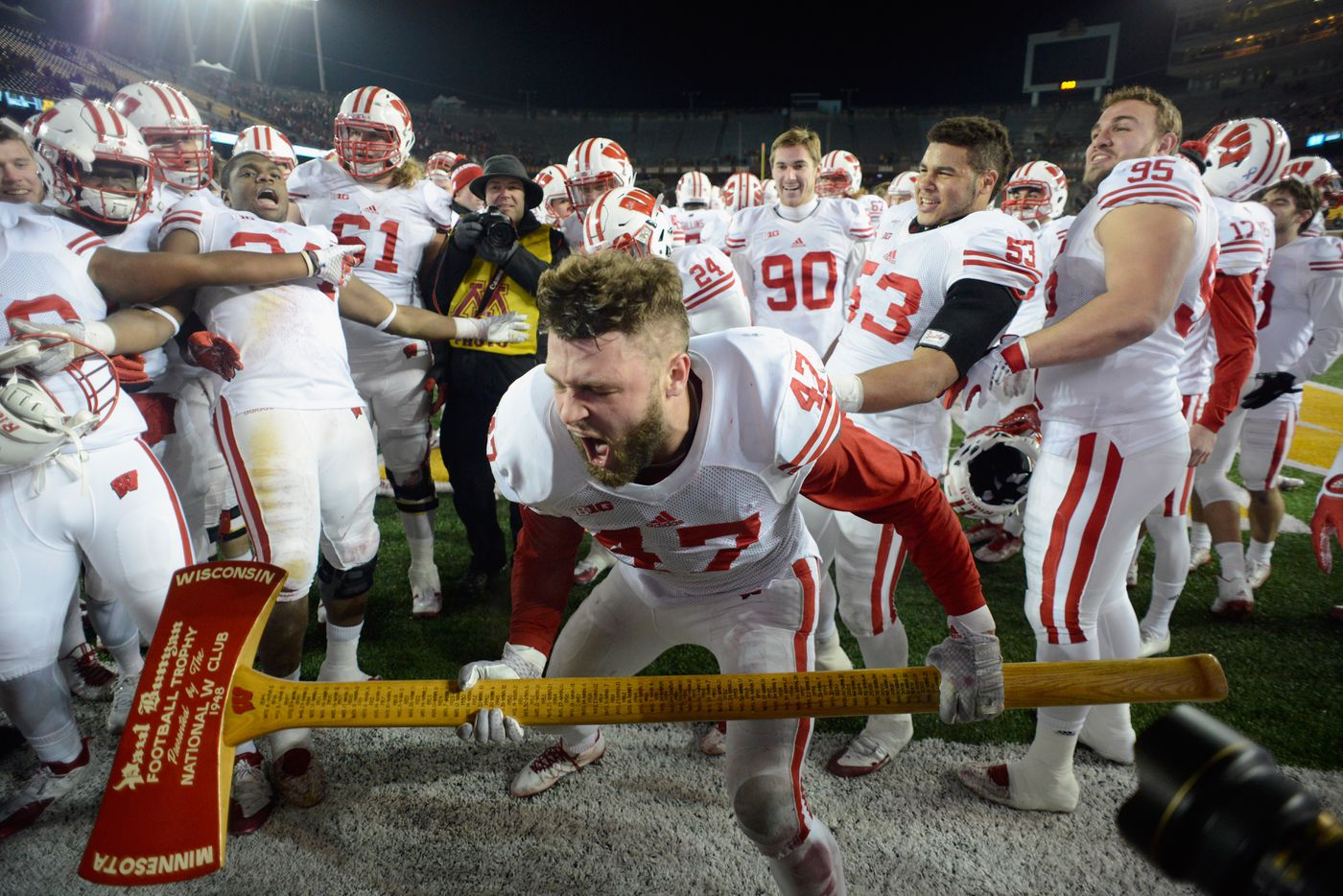 Big Ten Releases Football Schedules For 2020 2021 Bucky S 5th Quarter